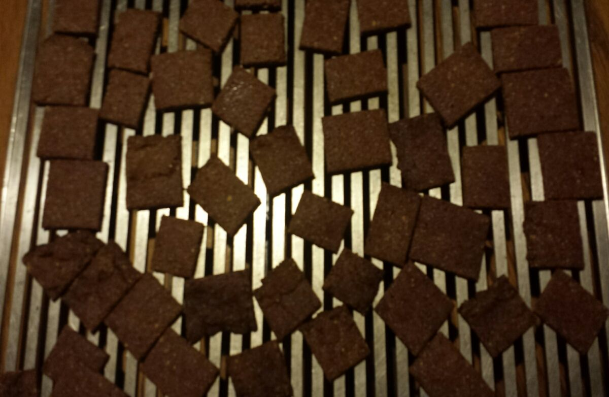 Cinnamon Crunch Crackers
