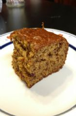 Banana date bread