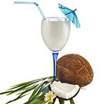 Atkins Banana-Coconut Rum Yummy