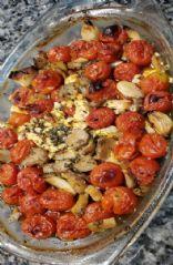 My Version of the TikTok Feta Tomato Sauce for Pasta