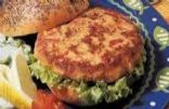 Pink Salmon Burger Patties