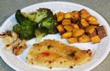 Cathy's Chicken Cutlets