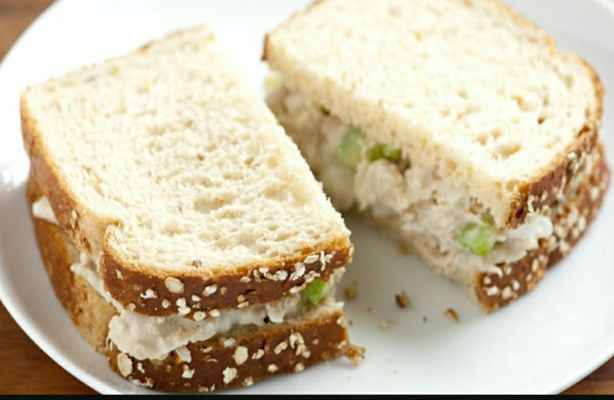 Tuna Fish Sandwich Filling