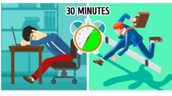 Scientists Claim Taking a Nap Can Prevent Diseases, Improve Your Memory, Speed Up Weight Loss, and E