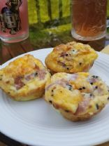 crustless breakfast quiche cups