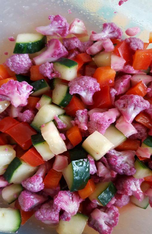 Cauliflower Salad Plus