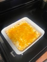 LMR Cheesy Cauliflower Casserole
