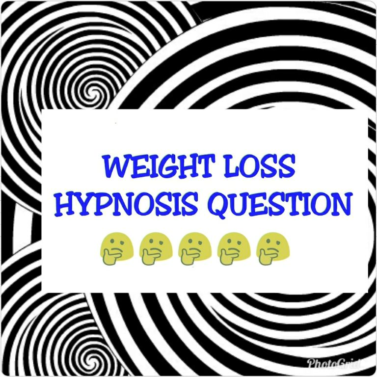 Has anyone ever tried weight loss hypnosis?