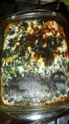 Mediterranean Spinach Pie
