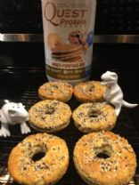 Quest Protein Everything Bagel