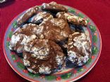 diabetic cook book chocolate chewy cookies