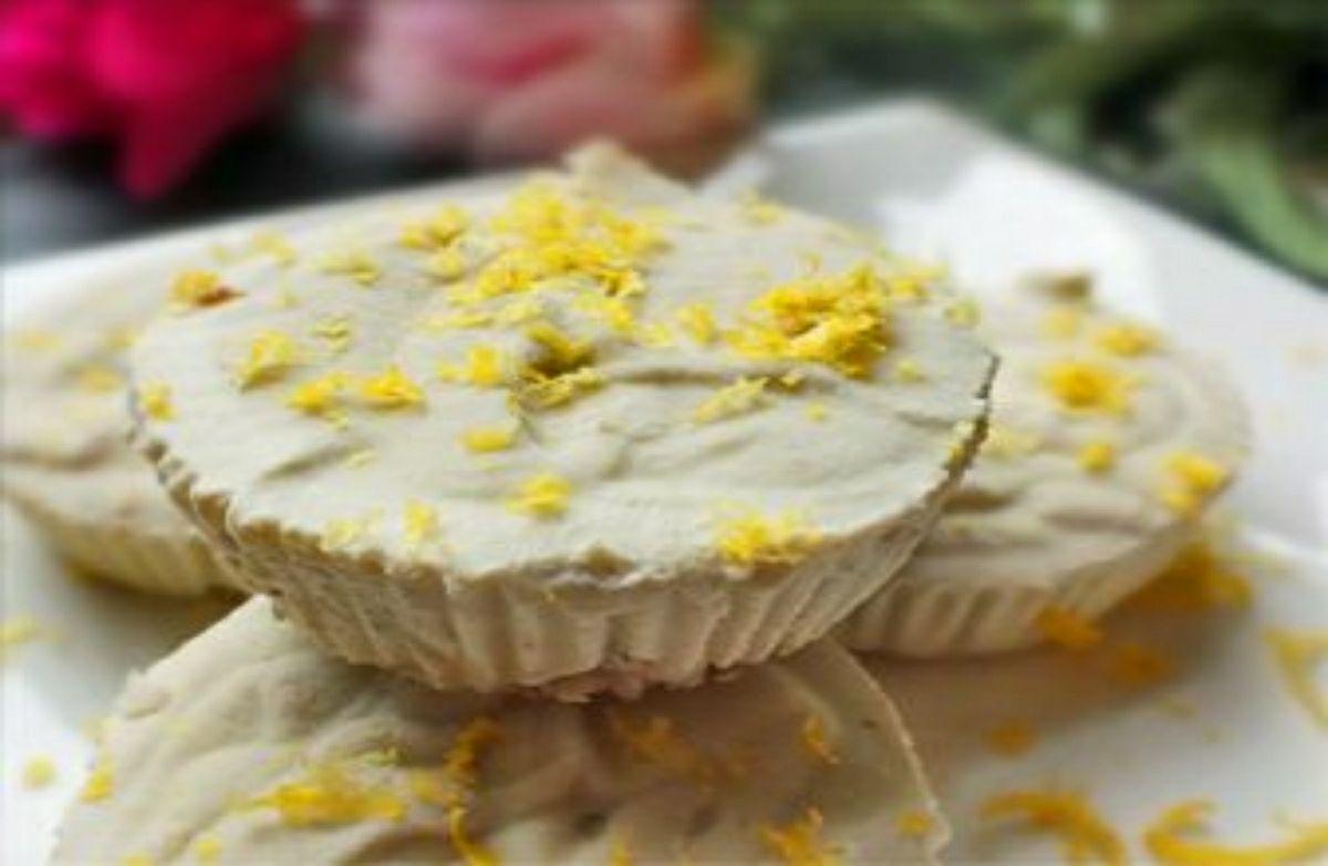Lemon Cheesecake Keto Fatbomb