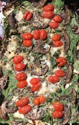 Leftover Chicken Asparagus Lasagna