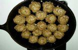 Lauras Italian Meatballs