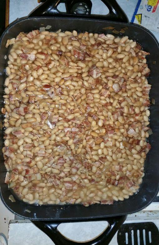 Cliff's Cowboy Beans Version 2