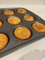 Good Dees Low Carb Yellow Snack Cake- cupcakes
