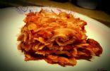 Tasty Italian Sausage Noodle Casserole