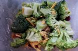 Broccoli Salad with Buttermilk dressing