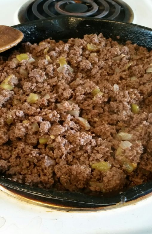 Feather's Elk Burger Taco Meat