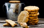 Low-Carb, Sugar-Free Peanut Butter Cookies