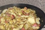 Potato and Sausage Skillet