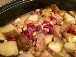 Potato Bean Stew