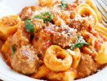 tortellini and italian Sausage
