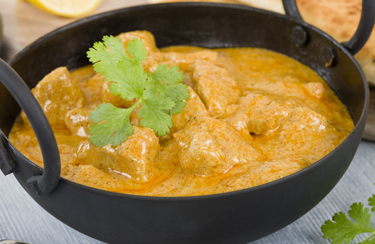 Traditional indian chicken curry recipe sparkrecipes forumfinder Image collections