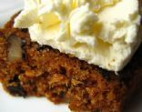 Mama CD's High Fibre Carrot Cake