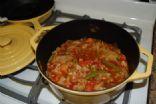 kelligirl's veg & barley soup