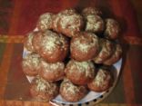 Healthy Cranberry Chocolate & Applesauce Muffins