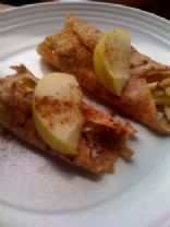 French Whole Wheat Crepes