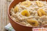 Slow Cooker Raisin-Flax Oatmeal