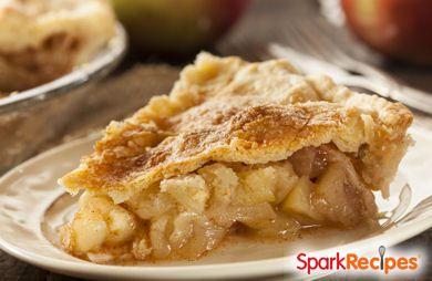 Low-Fat Apple Pie