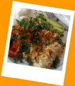 Healthy California Omelette