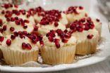 Pomegranate Cupcakes