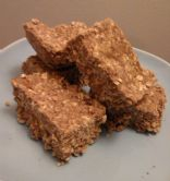 No Bake HIgh Fiber Protein Bars (with Flaxseed Meal)