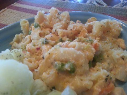 Mac & Cheese with Veggies