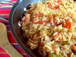 Texas Round-Up Spanish Rice