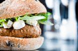 Greek Turkey Burger (Chef Meg's Makeover)