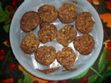 Oatmeal  and Tillers' Sorghum Molasses Cookies