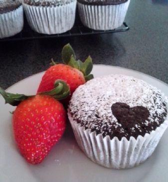 90 Calorie Chocolate Cupcakes