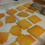 Almond flour Crackers (serving = 4 crackers)