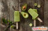 Healthy Green Power Pops