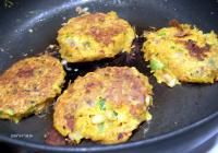 Sweet Potato Meatless Patties