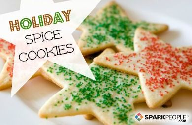 Spice Cookies