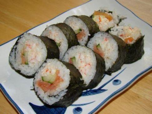 Sushi ('Cado Madness)