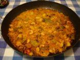 cauliflower based  paleo / primal paella