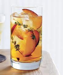 Apricot Rosemary Tea