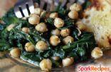 ChickPeas & Spinach